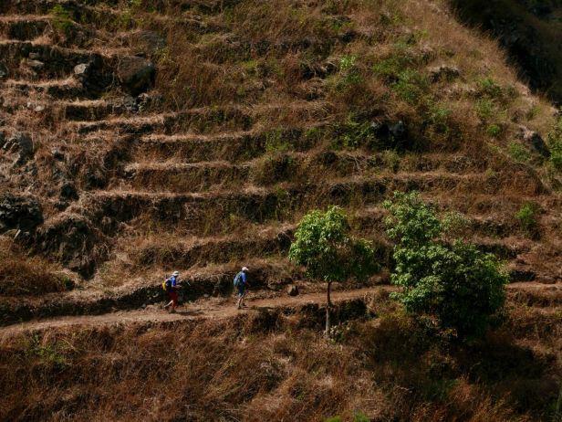 Cape Verde - Gon Gon walk - Santiago island