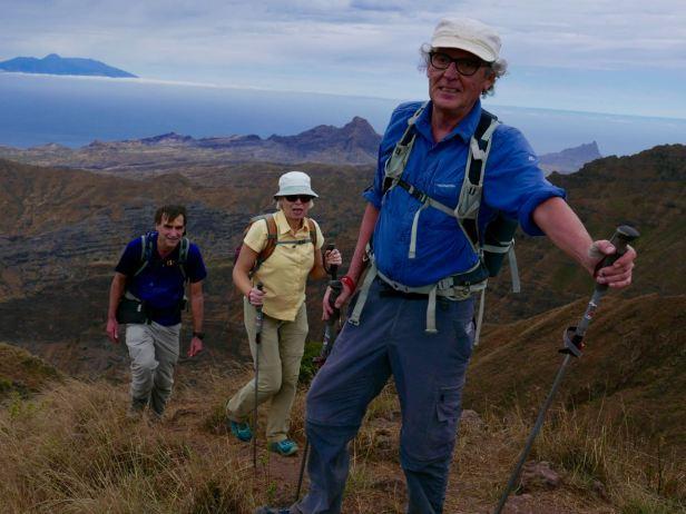 Cape Verde - walk - Santiago island