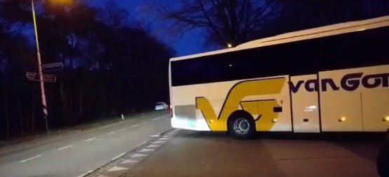 YPFJD busses leave