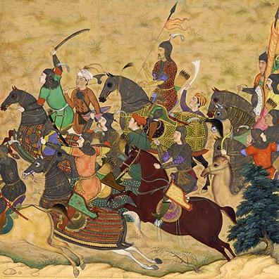 Conquest of India