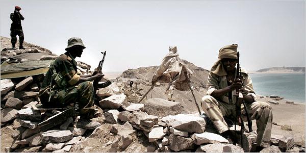 Eritrea Djibouti