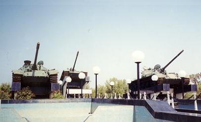 Massawa tanks