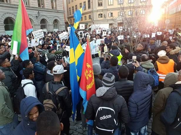 Stockholm demo 3