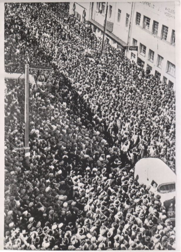 Cape Town March 30 1960 PAC demonstration