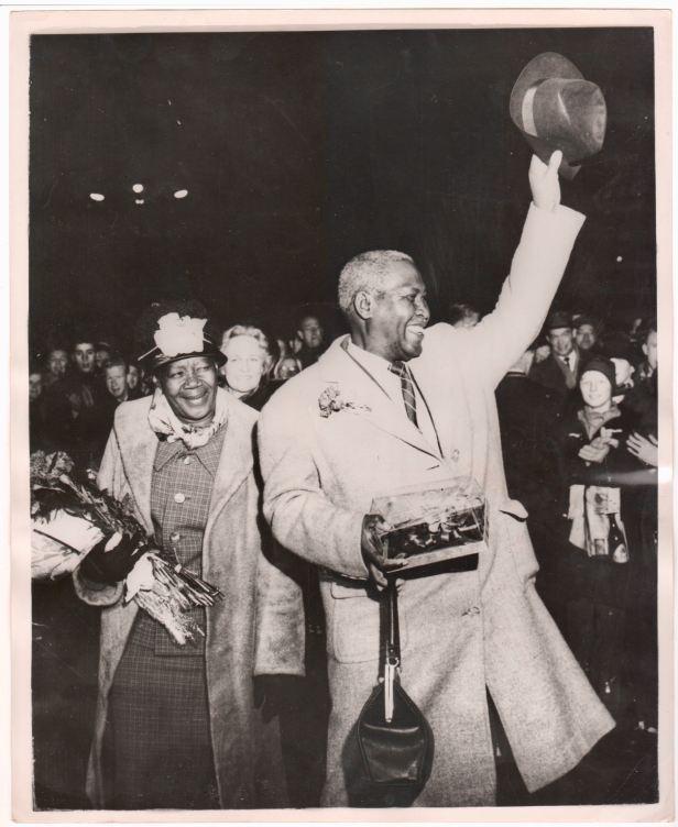 Luthuli Nobel Prize 9 Dec 1961