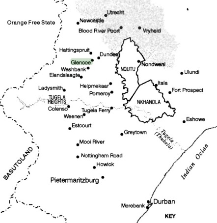 Glencoe mine Natal
