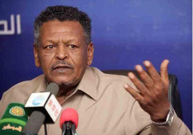 Sudan Vice Pres