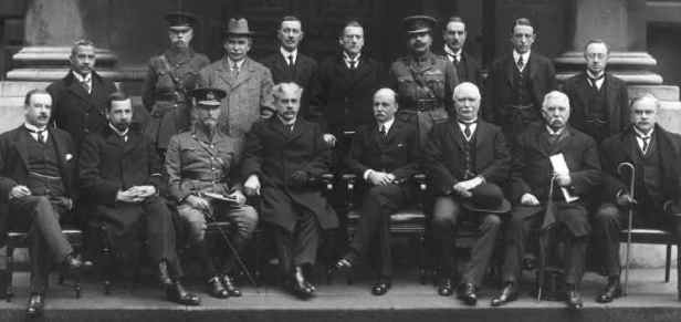 Imperial War Conference 1917