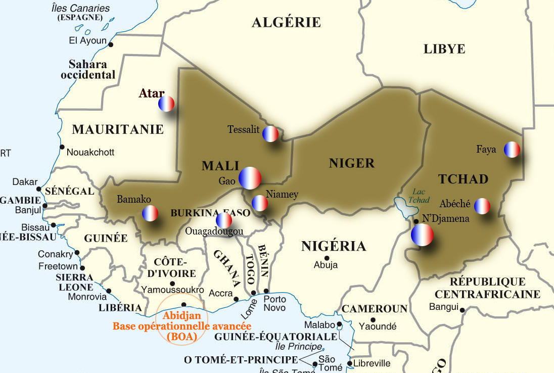 France steps up attacks on Islamic State operating across the Sahara – Martin Plaut