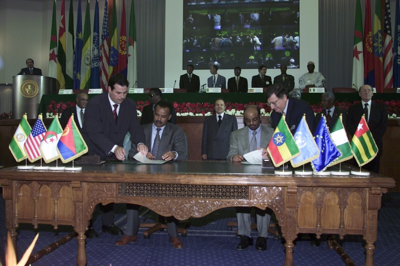 Ethiopia Offers Peace How Will Eritrea And The Un Respond