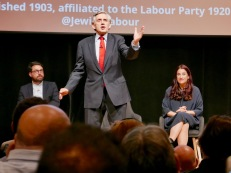Jewish Labour Movement Conference, Gordon Brown