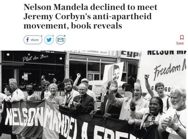 Mandela Corbyn