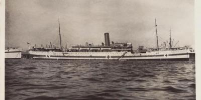Hospital Ship Dongola