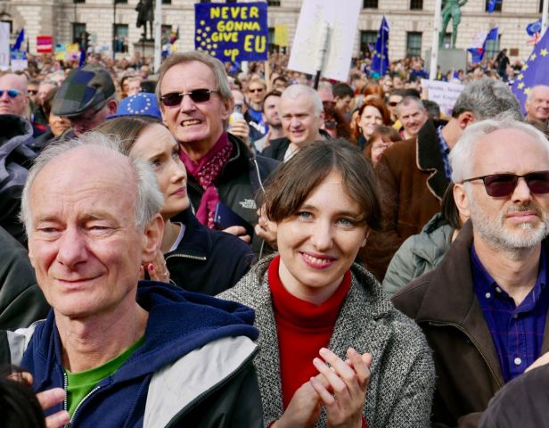 Anti-Brexit march for a Peoples Vote, Holborn & St Pancras Labour Party