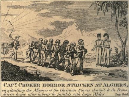 Barbary slaves