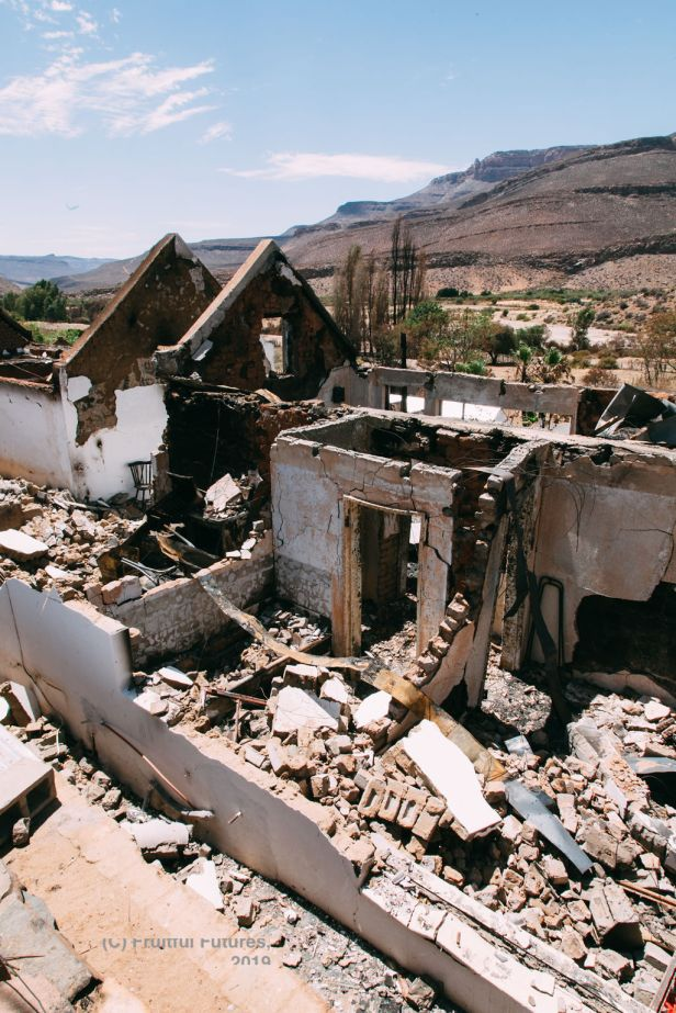 Wupperthal Devastation
