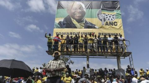 ANC members launch
