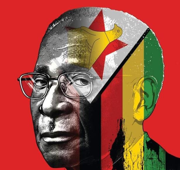 Robert Mugabe cover