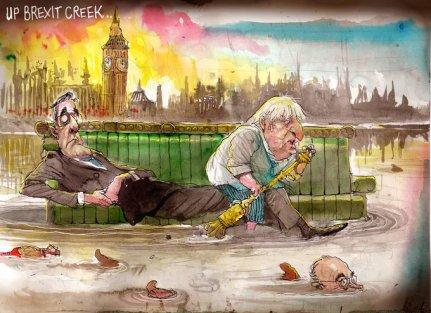 Up Brexit Creek