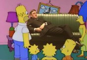 With Simpsons