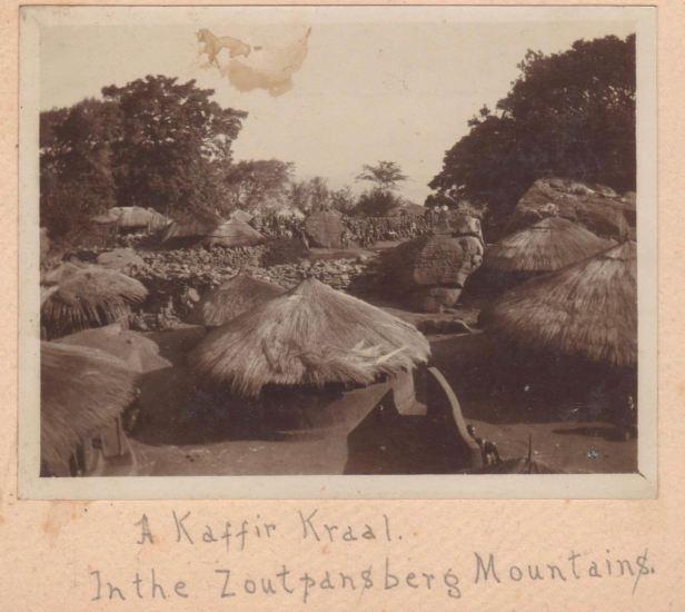 Zoutpansberg 'Kaffir Kraal'