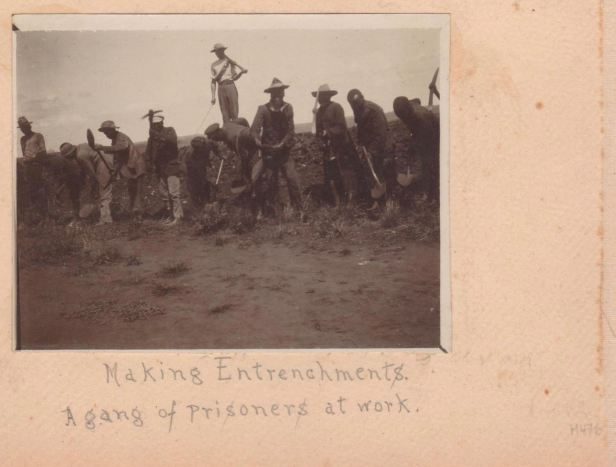 Zoutpansberg prison labour