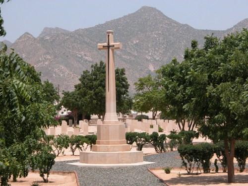 Commonwealth Graves Keren Eritrea