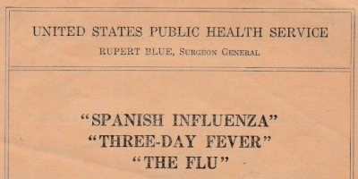 Spanish flu US advice