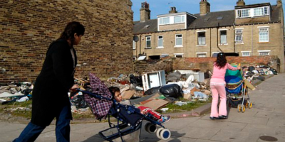 British poverty