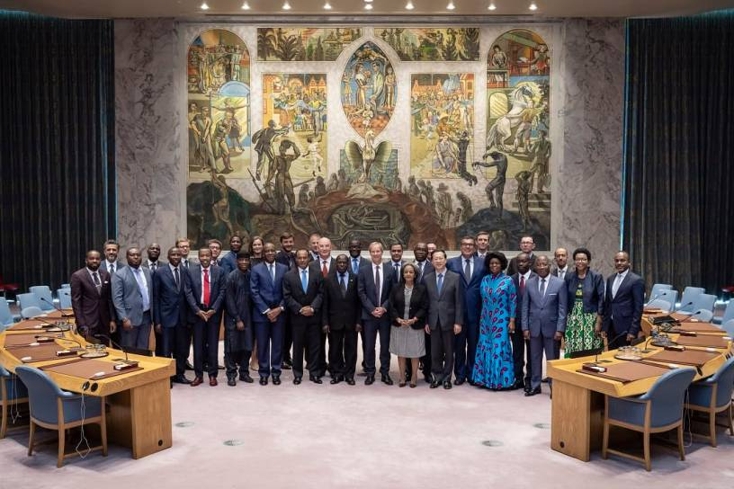 un au security meeting Ethiopia: Can The AU & UN Halt African Wars?