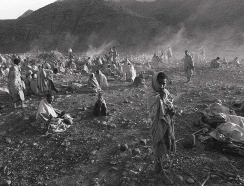 Ethiopia famine 1984-85