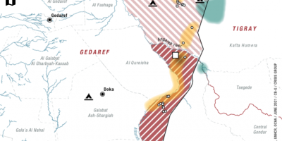 In mid-December, Sudanese troops moved into al-Fashaga, an agricultural area on the frontier with Ethiopia, expelling Ethiopian farmers and building fortifications. Fighting threatens to escalate. With assistance from outside mediators, the two countries should convene talks about restoring the shared land-use agreement that prevailed beforehand.